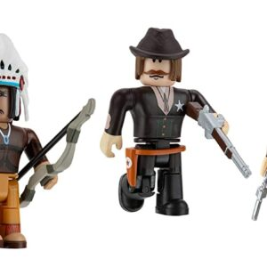 Roblox - Action Collection - The Wild West 5-Pakke